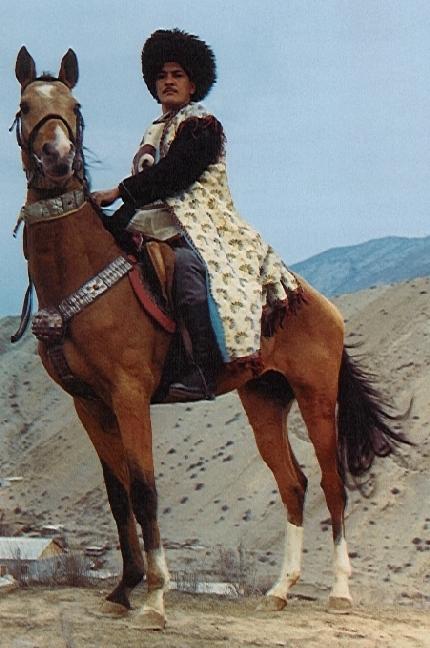 akal-teke-cal-turkmenistan
