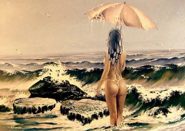 alexander-hodukov-fata-pe-plaja-mare