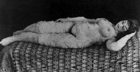 păpușă Alma Mahler