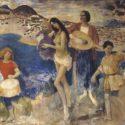 Lyric Fantasy circa 1913-4 by Augustus John OM 1878-1961