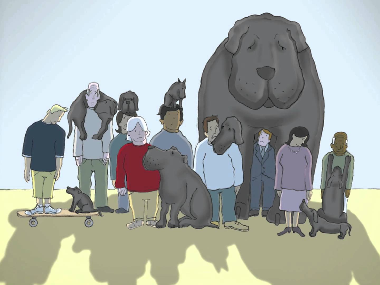 black-dog-depresie