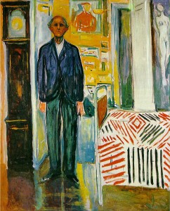 edvard-munch-between-clock-and-bed