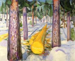 edvard-munch-bustean-galben-1911