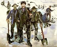 edvard-munch-muncitori-in-zapada-1913