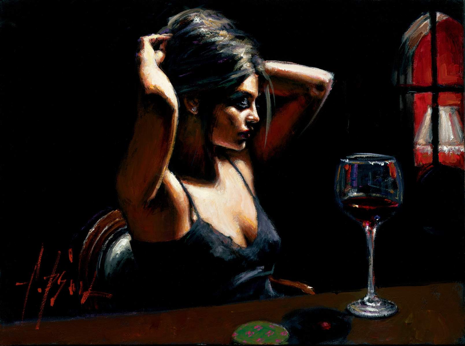fabian-pereze-portret-femeie