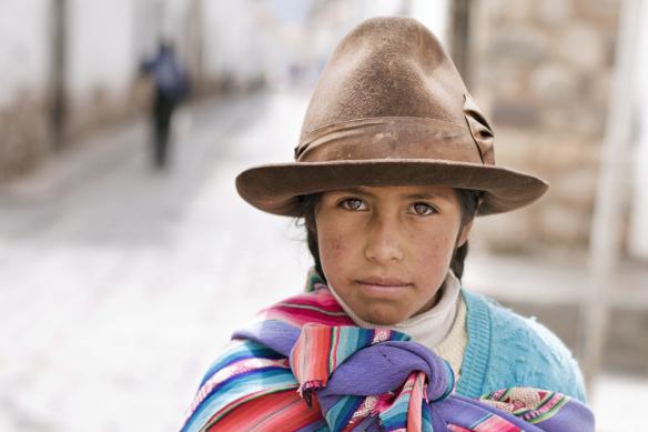 fata-din-cuzco-peru