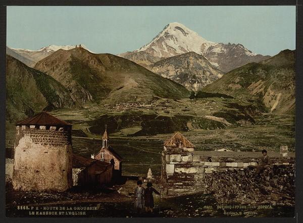 muntele-kazbek