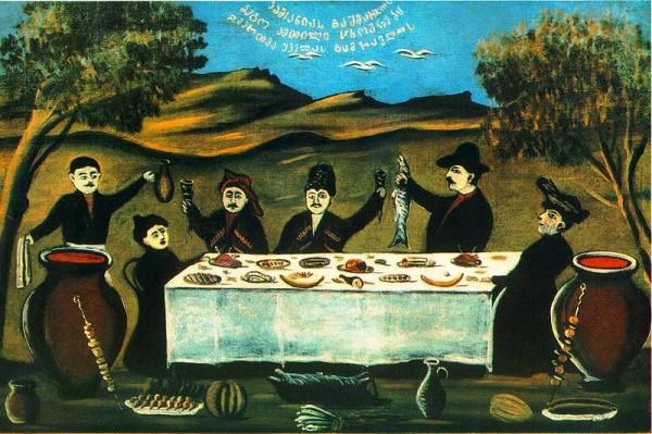 niko-pirosmani-petrecere-pe-camp
