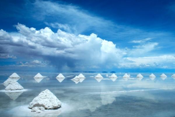 Salar Uyuni, Bolivia