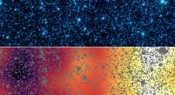 universul dupa big bang